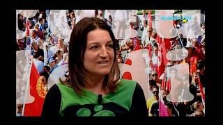 Patrizia Villa, Monica Cavallini e Samantha Iannone a GranducatoTV