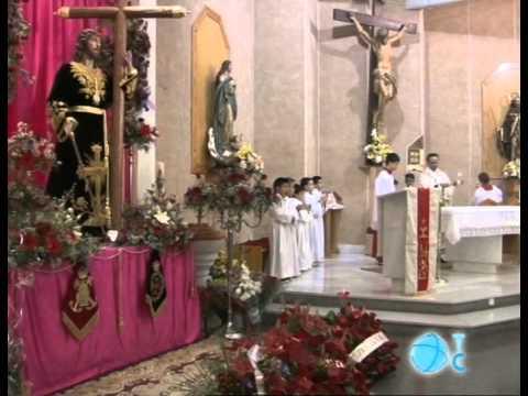 TRIDUO DEL CRISTO DE LA MISERICORDIA (CALIFORNIOS) (CARTAGENA) 2013