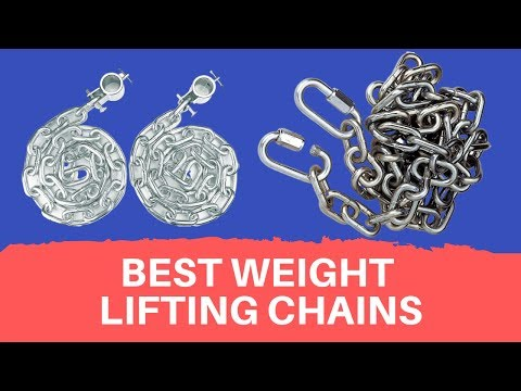 Weight Lifting Chains - Top 5 Best Weight Lifting Chains Reviews 2020