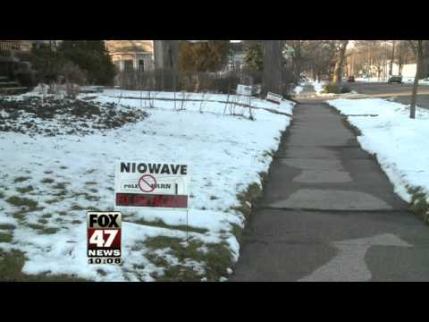 Neighbors Oppose Niowave Tax Exemptions Until 'Pole Barn' Facade Change