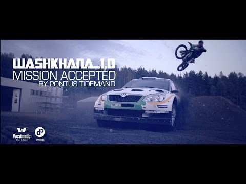 Washkhana 1.0│Pontus Tidemand (Official Movie)