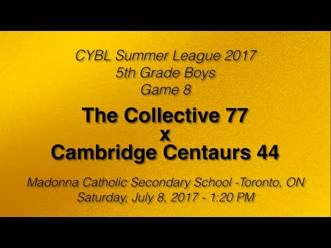 NBA Collective vs Cambridge Centaurs - Highlights