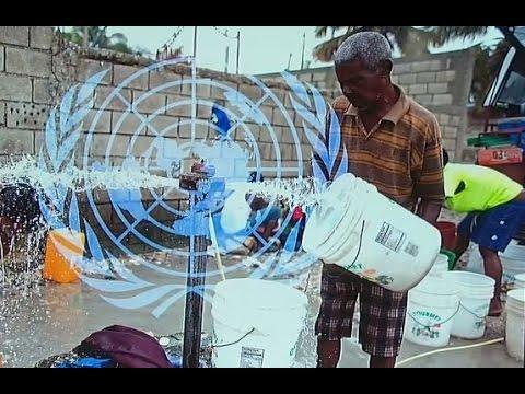 US court rules UN immune from Haiti cholera lawsuit