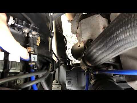 HOW TO: TURBO BOOST CONTROLLER & GAUGE INSTALL -Mitsubishi Pajero Shogun Delica L400 Land Rover L200