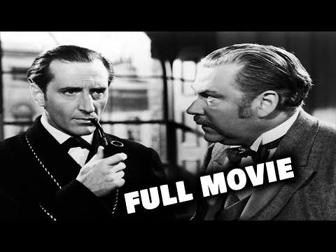 MURDER AT THE BASKERVILLES | Silver Blaze | Sherlock Holmes | Full Mystery Movie | English | HD