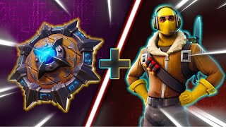 "Top 5 BEST ""EMBLAZONED BUCKLER"" SKIN - BACK BLING COMBINATIONS à Fortnite"