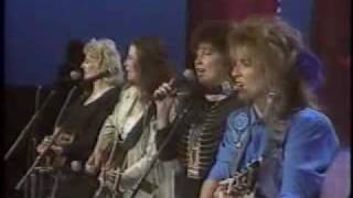 The Carter Sisters & Carlene Carter - Worried Man Blues