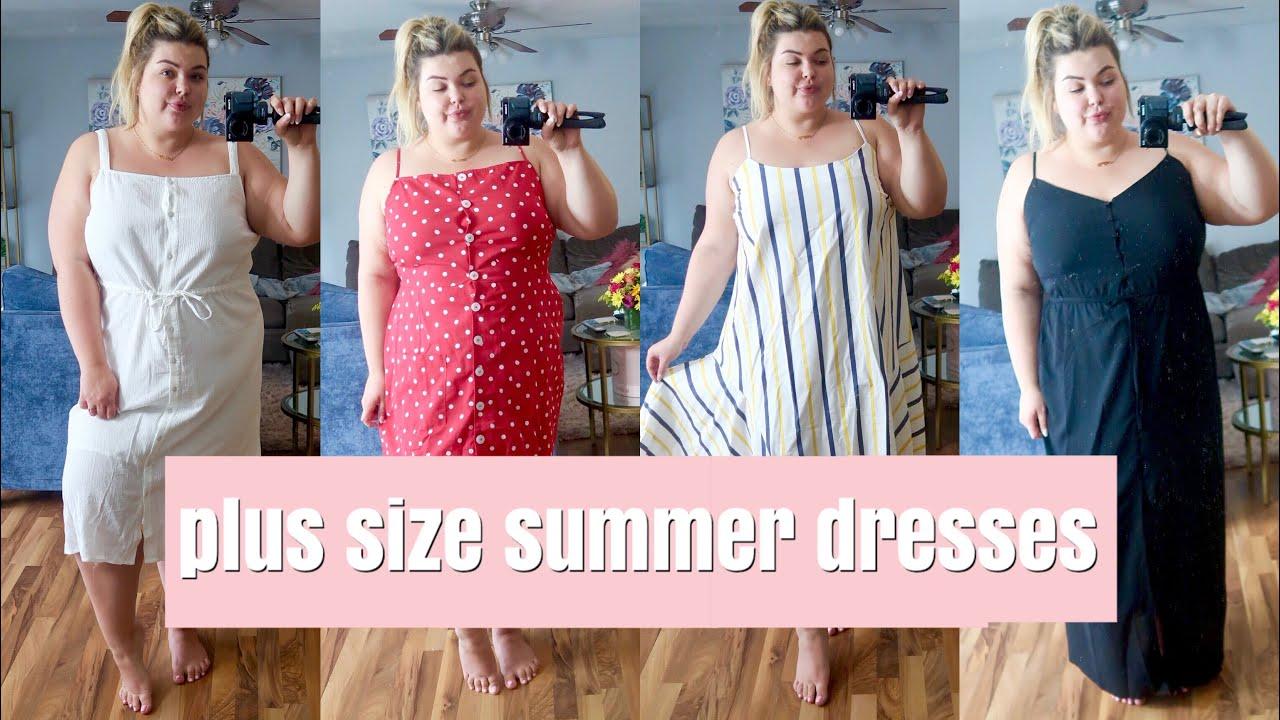 a755c7cfa7495 Easy Plus Size Summer Dresses