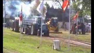 re ford 5000 crash