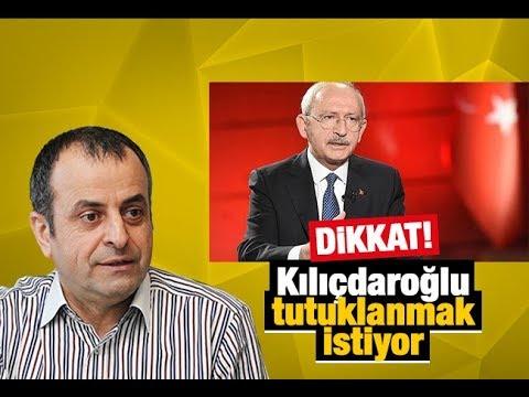 Nuh ALBAYRAK    Dikkat… Kılıçdaroğlu tutuklanmak istiyor