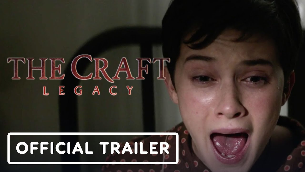 The Craft: Legacy - Official Trailer (2020) Cailee Spaeny, David Duchovny