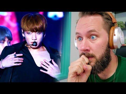 Matthias Reacts To BTS KPOP (방탄소년단)