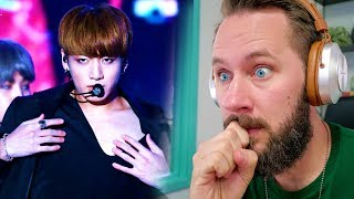 Matthias Reacts To BTS KPOP (방탄소년단)