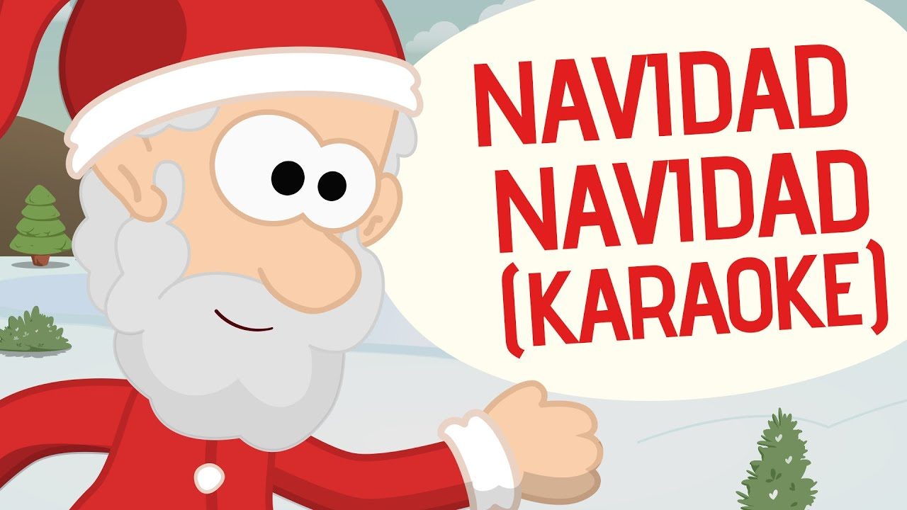 Canciones de navidad en karaoke