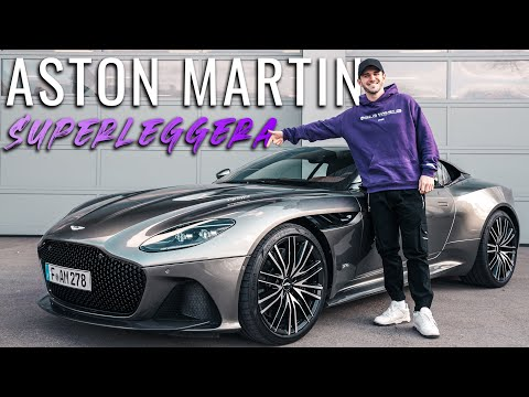 725PS Aston Martin DBS Superleggera | Die geballte V12 Power! | Daniel Abt