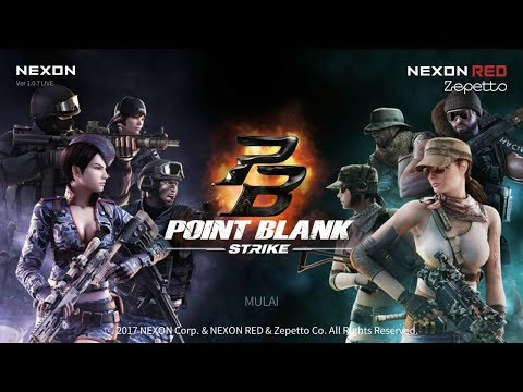 Game yang sudah lama ditunggu Rilis Sob Point Blank Strike - Android Gameplay Introduction