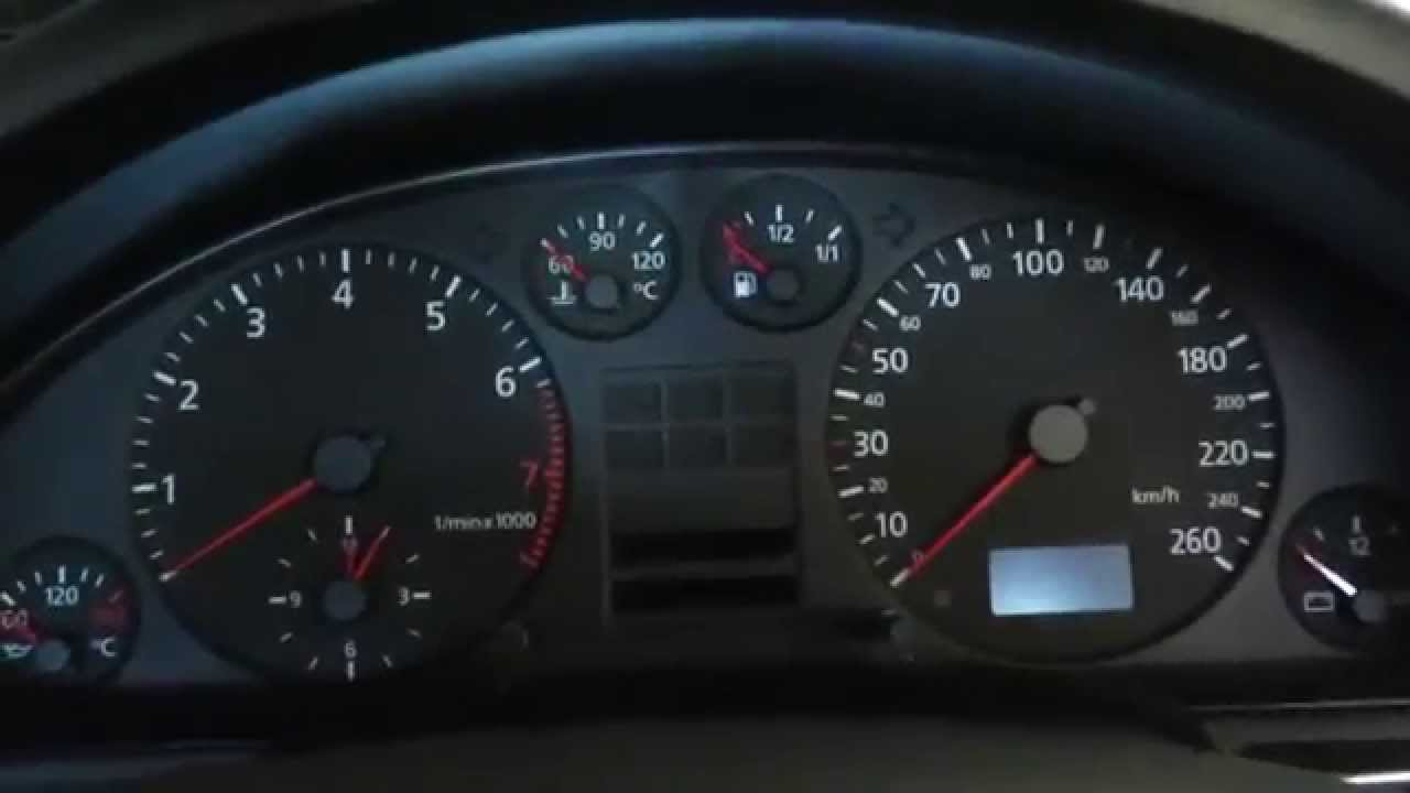 audi b5 cruise control fix bad service [ 1280 x 720 Pixel ]