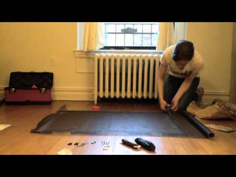 Building a Custom Window Screen is Easier Than You Think! - YouTube