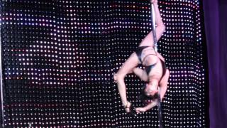 Pro Division Highlight - California Pole Dance Championships 2012