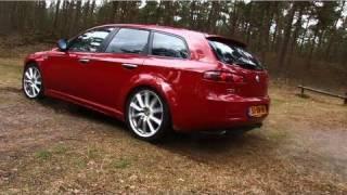 Alfa Romeo 159 Sportwagon 3.2 JTS Q4 TI