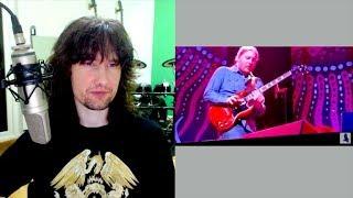 British Guitarist Reacts To Derek Trucks Mechanical Sliding... With Crazy Feel!