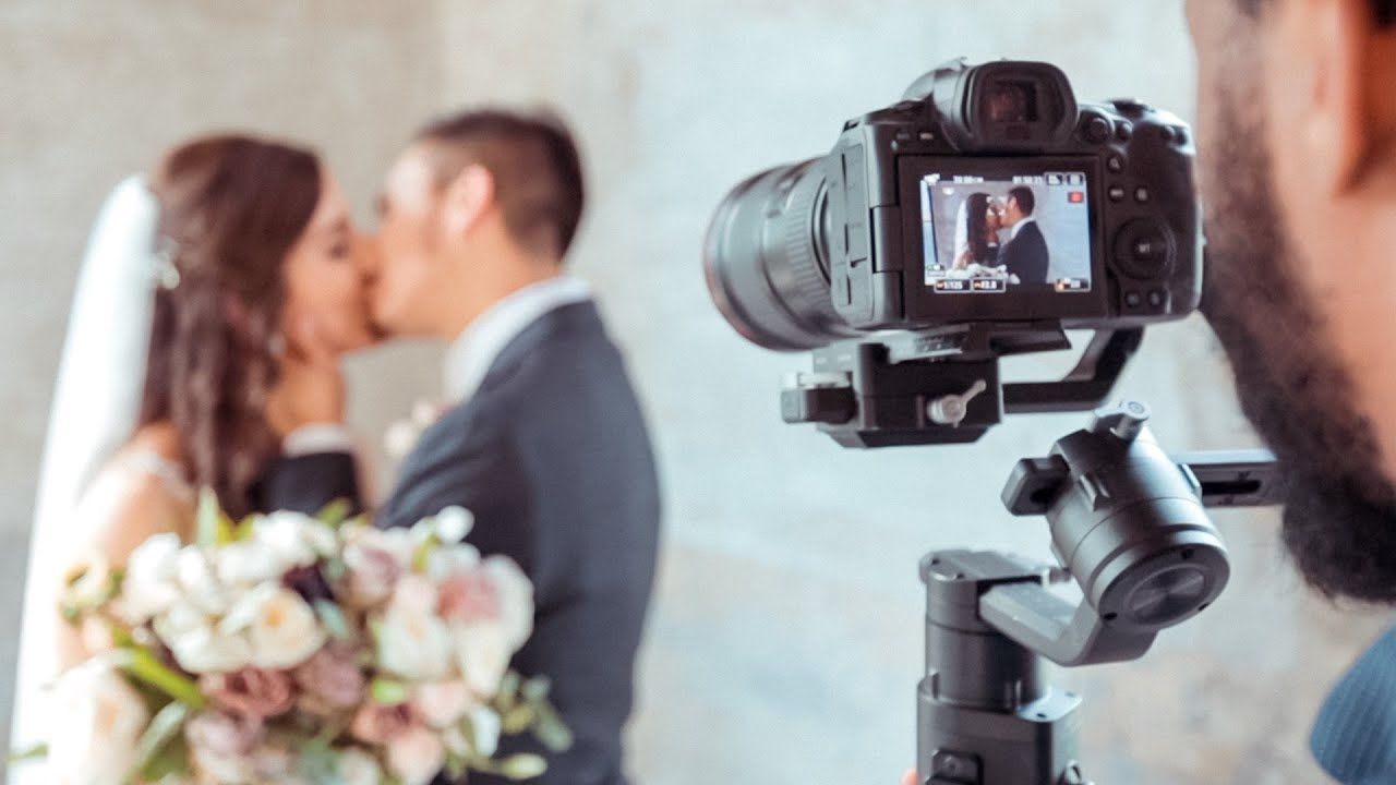 Canon R5 Wedding Video Real-World Review