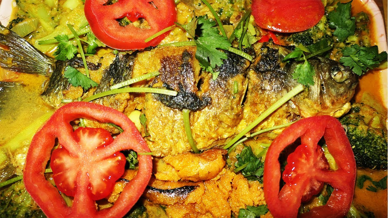 How to cook a crucian 80