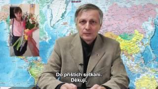 Kommentar von Valery Viktoroviče Pjakina der Hilferuf Untertitel CZ