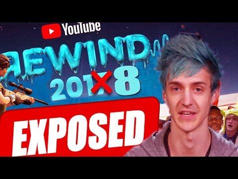 YouTube Rewind 2018 EXPOSED
