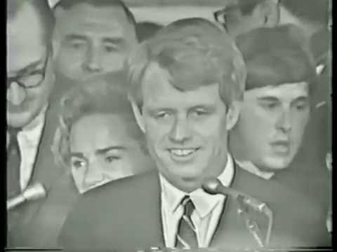 The Assassination of Robert F. Kennedy ABC News Live Coverage