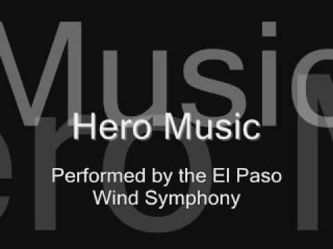 Hero Music by David R. Holsinger