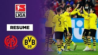 VIDEO: Bundesliga : Dortmund confirme son retour en forme