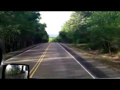 Scenic US 259 Eastern Oklahoma- Kiamichi Mountains