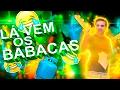 EDIÇÃO DORGAS - Lá vem os babacas