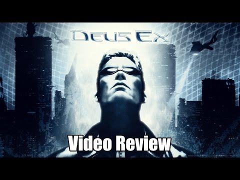 Deus Ex Review - The Best PC Game of All Time?