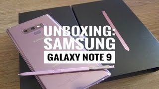 samsung galaxy note 9 deutsch