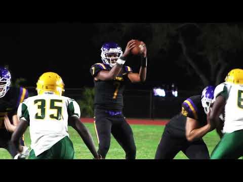 Nova High School vs South Plantation High School - REPLAY FILM #FootballFilmFanatics