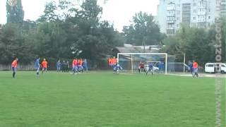 ЖОДТРК. Новини. Чемпіонат Житомира з футболу
