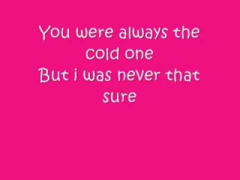 Mandy Moore - Cry - With Lyrics