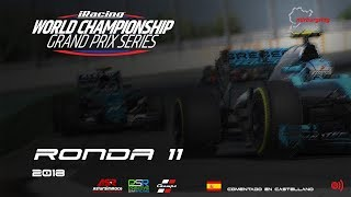 iRacing | WC Grand Prix 2018 | Ronda 11
