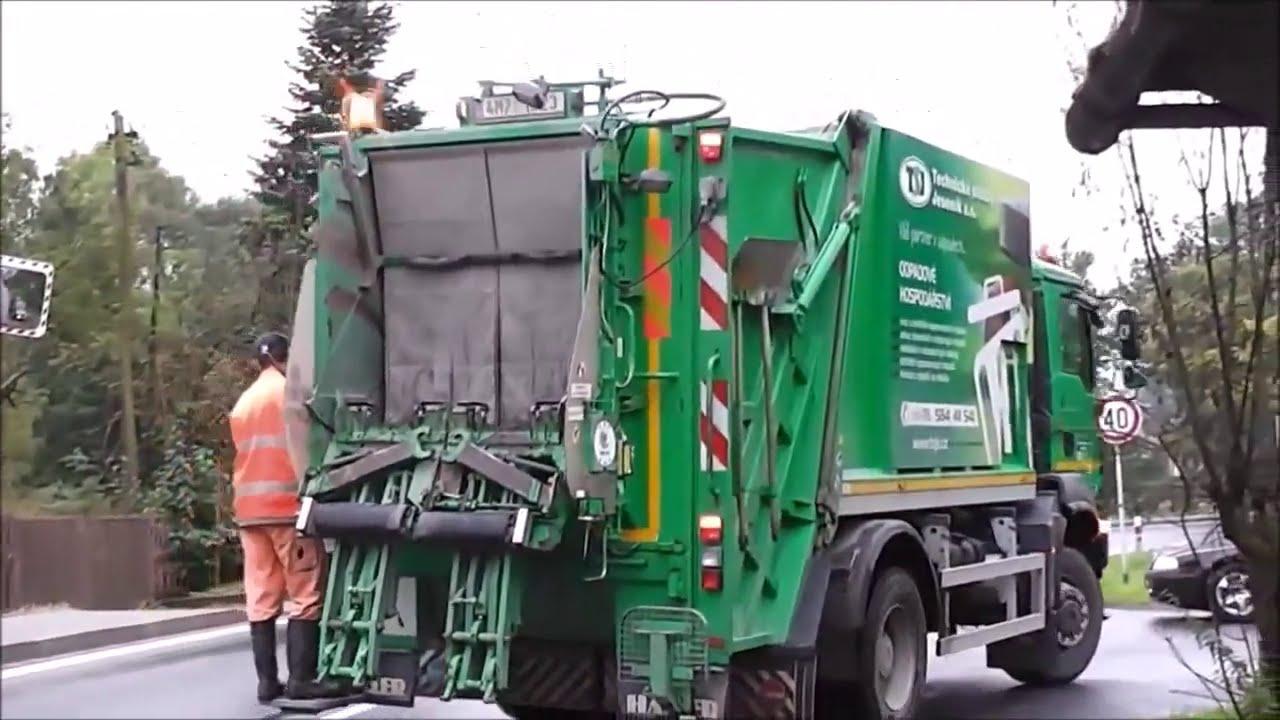 Benne à ordures 3 aylar