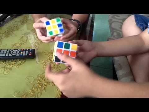 Quay Rubik nhanh NHAT the gioi