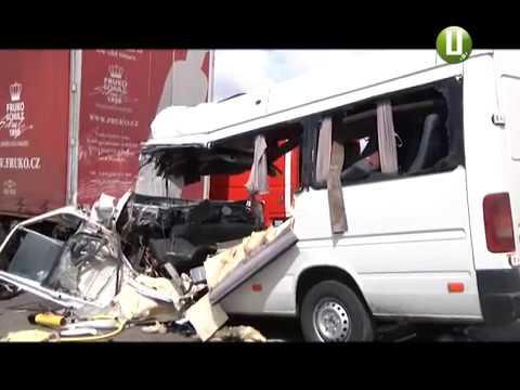 Поділля-центр: Житель Полонного був водієм маршрутки, яка розбилася на Житомирщині