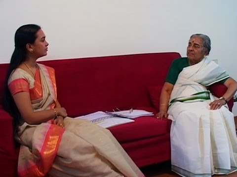 Dr. Leela Omchery about her mother tongue Kanaykumari language, Interview Part 2