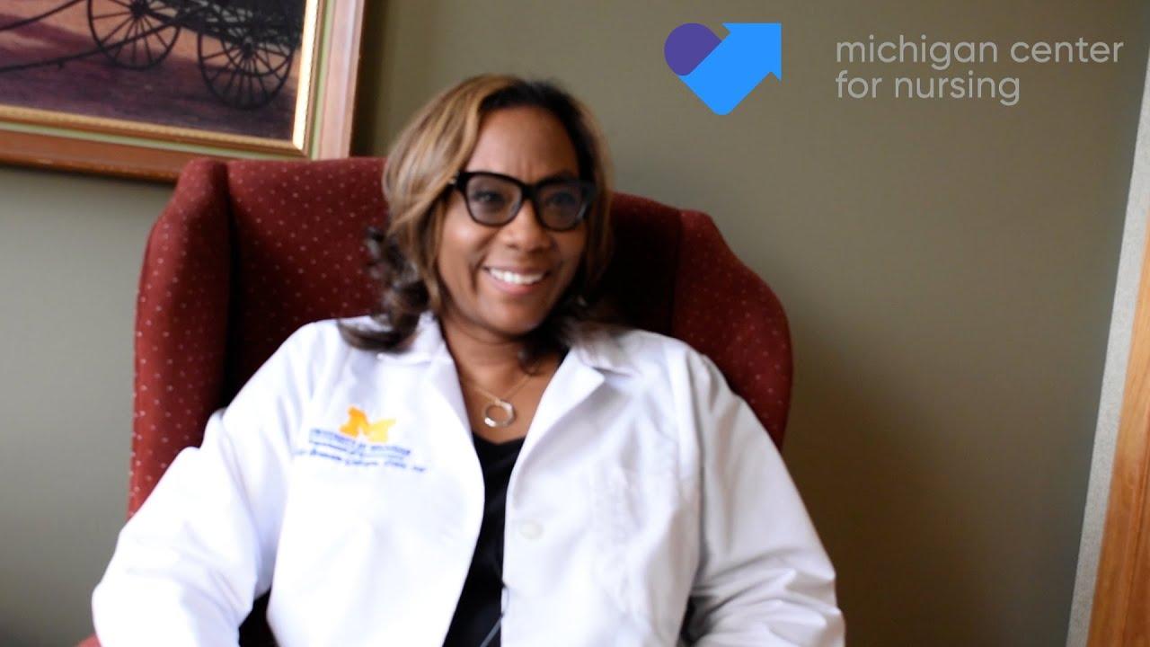 Why Nursing: Ericka Brunson Gillespie DNP, RN, AGACNP-BC
