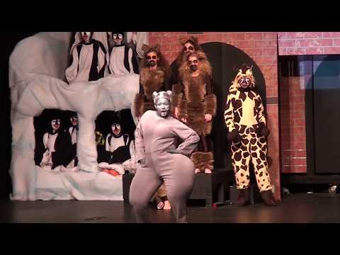 MADAGASCAR JR. 2017 @ MJMS Drama Club