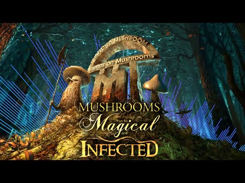 Best Infected Mushroom MIX with awesome animations