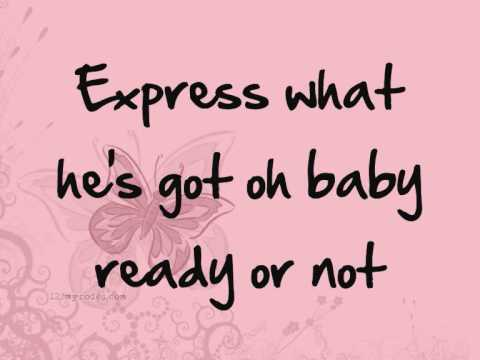 Express Yourself (Glee Cast Version) Lyrics
