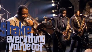 Maceo Parker - Shake everything you've got (feat. Fred Wesley, Pee Wee Ellis) on JAZE.club