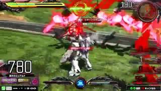 [EXVSMB] ユニコーンガンダム (Unicorn Gundam) 猛者の戦い 1172 EXVSマキシ